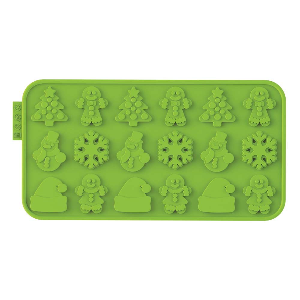 Christmas Silicone Chocolate Mold