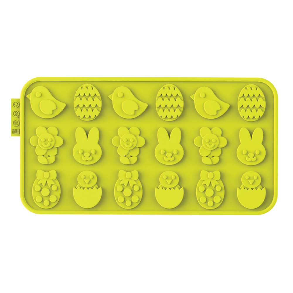 Easter Silicone Chocolate Mold