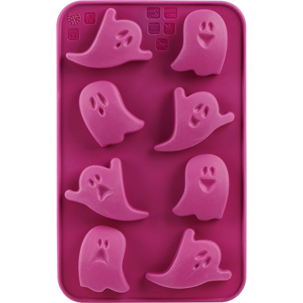 Ghosts Chocolate Candy Mold