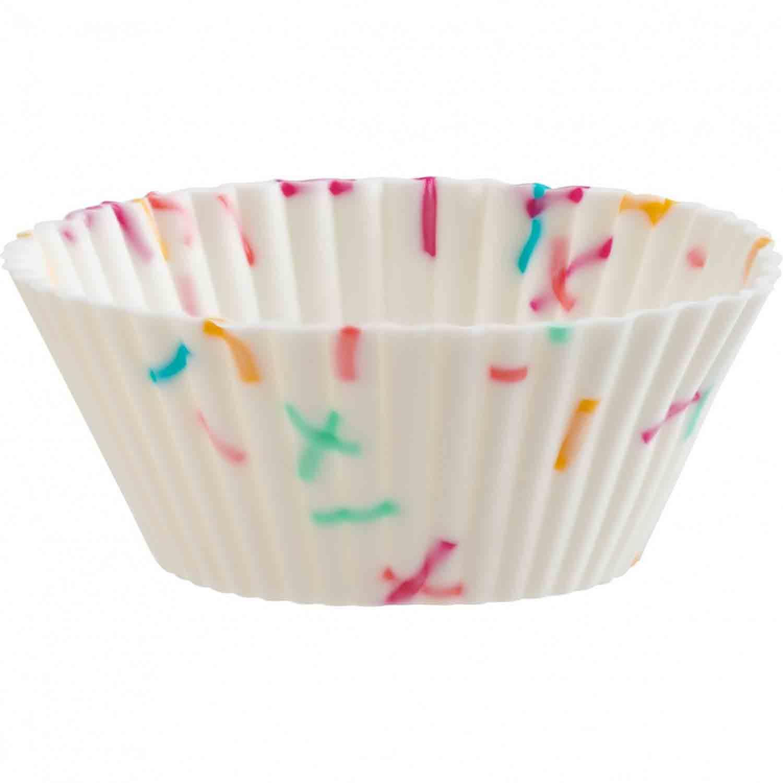 Confetti Mini Baking Cups