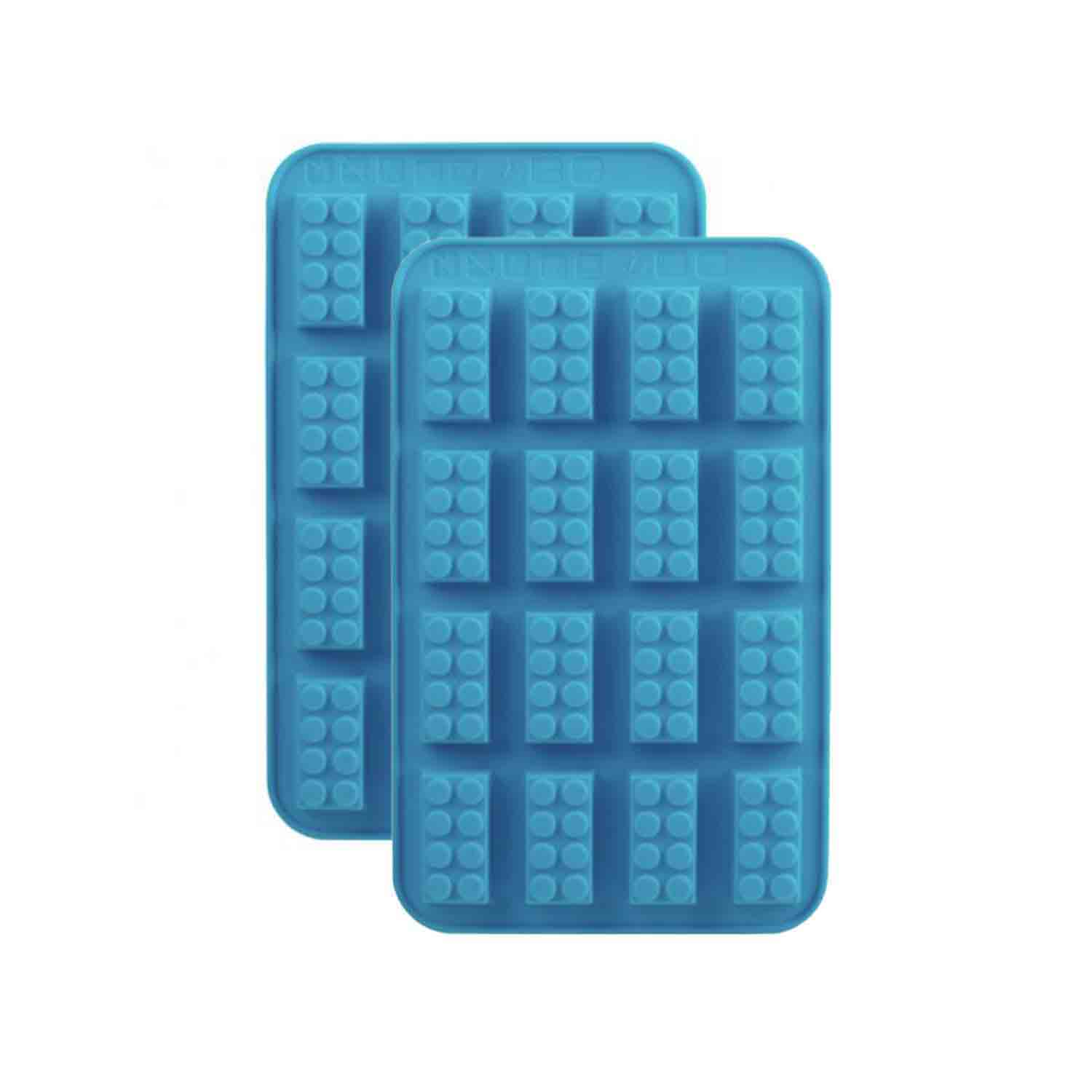 Building Block Treat Molds