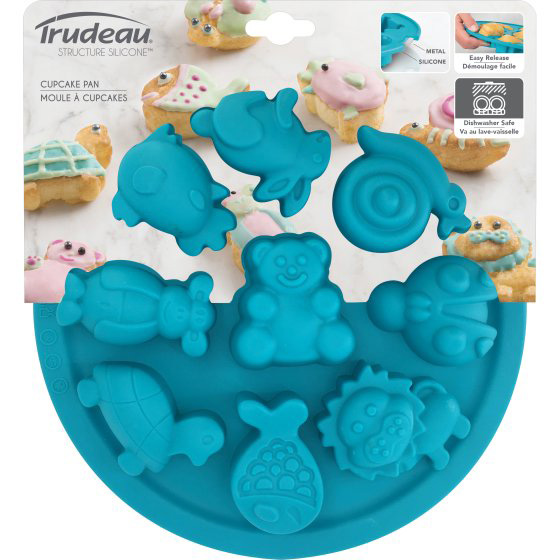 Animal Silicone Cake Pan
