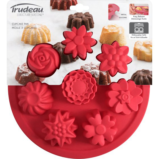 Flowers Silicone Cake Pan