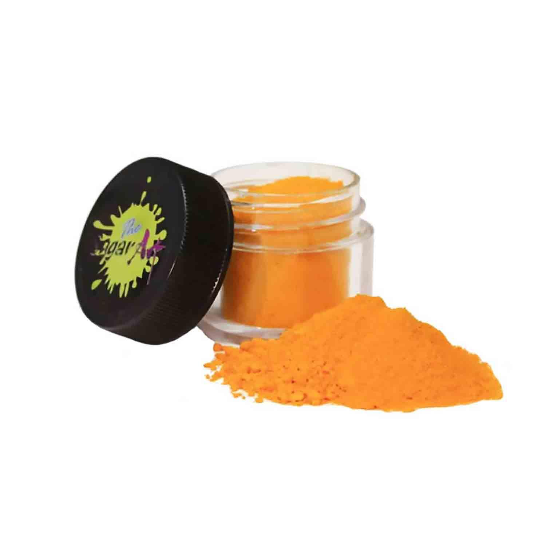 Exotic Orange Elite Color Dust