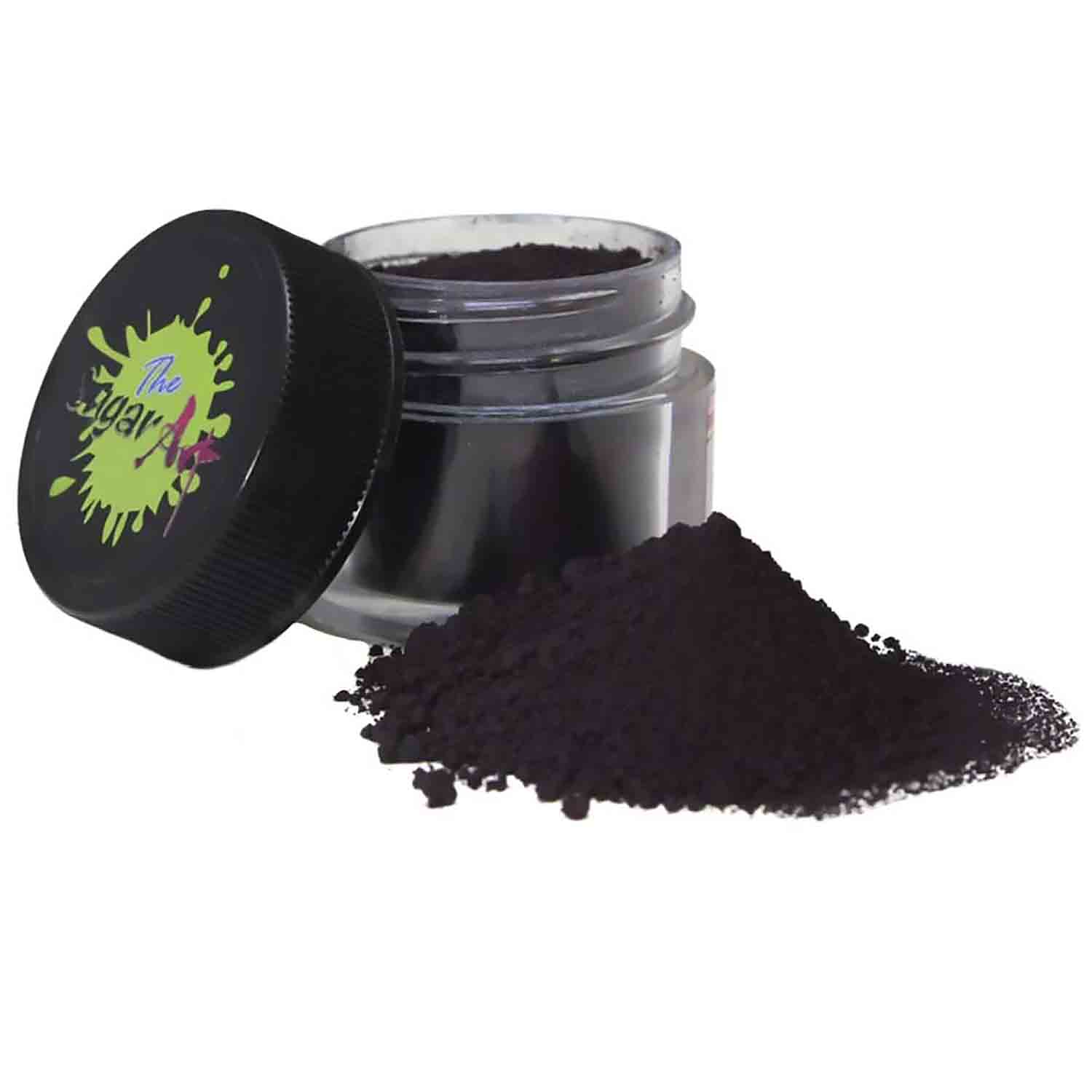 Turkish Black Elite Color Dust (Replacement for Eggplant 43-1048)