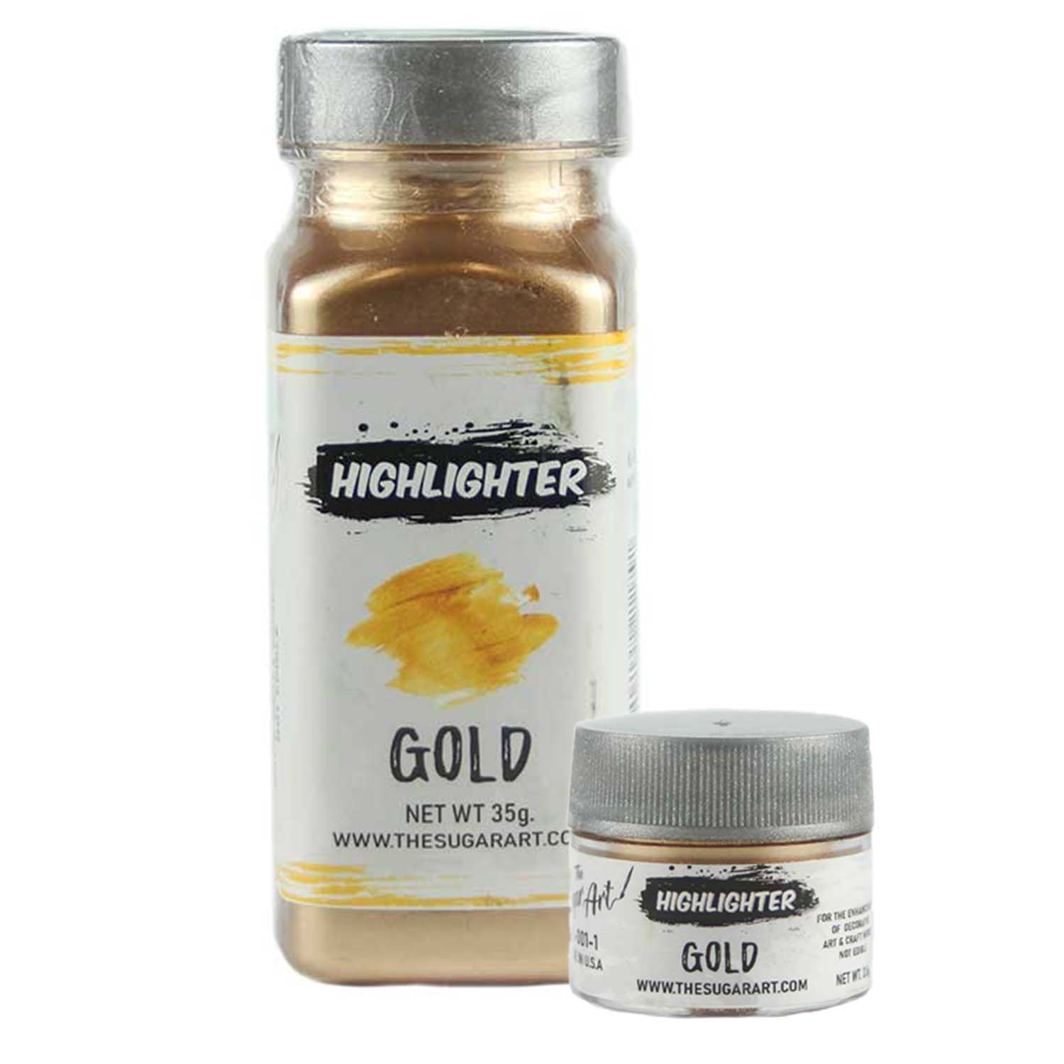 Gold Highlighter Dust