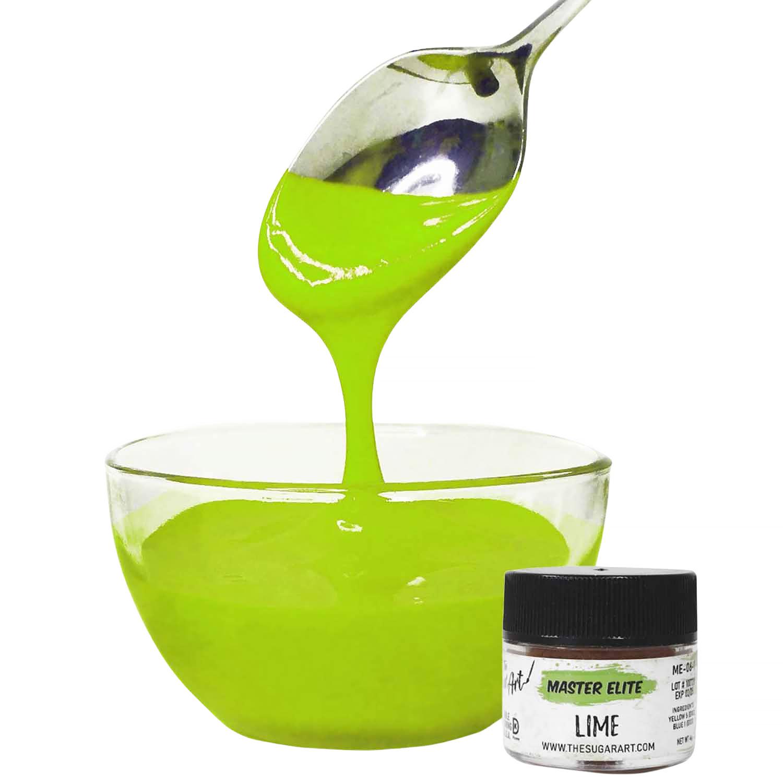Lime Master Elite Color