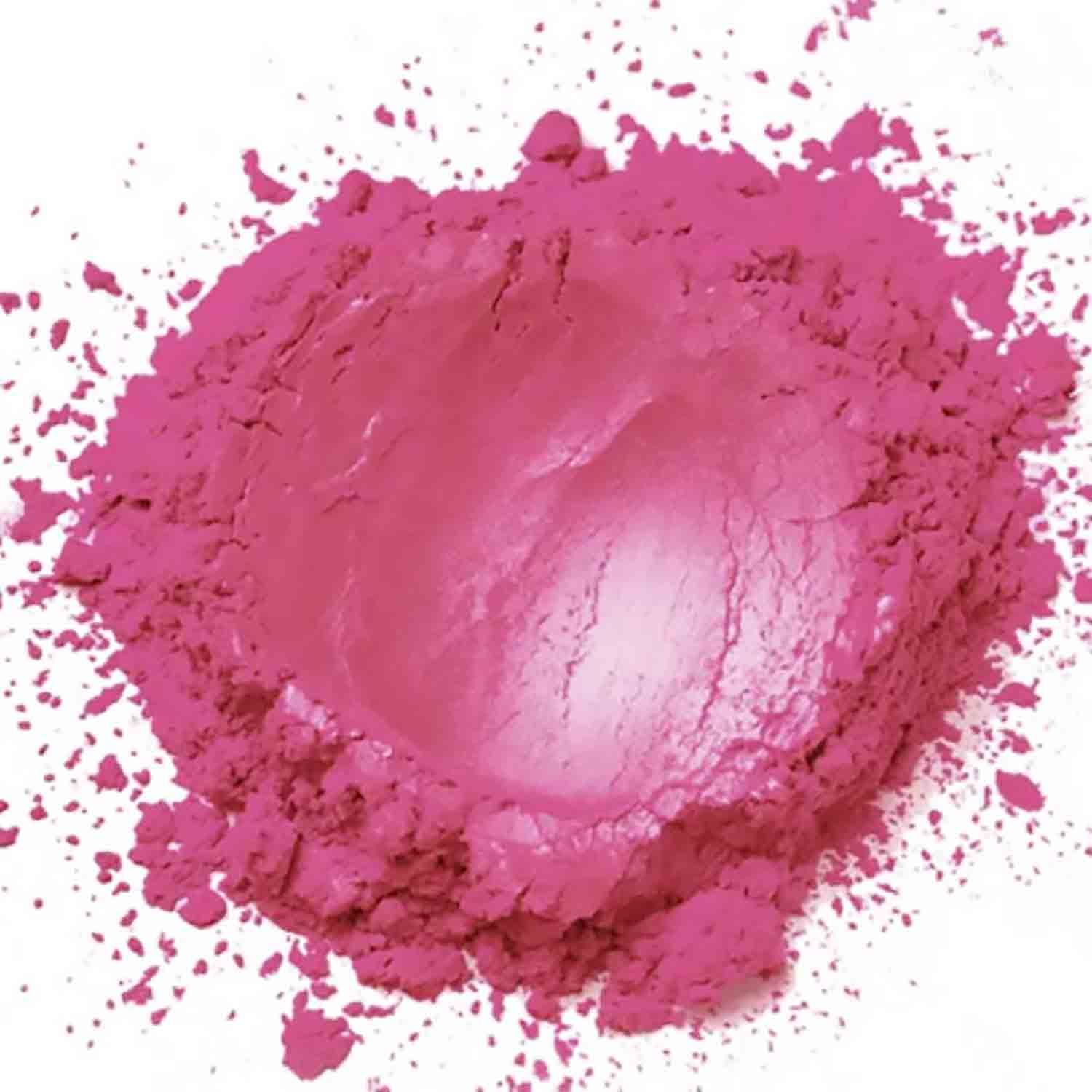 Ultra Pink Sterling Pearl Dust