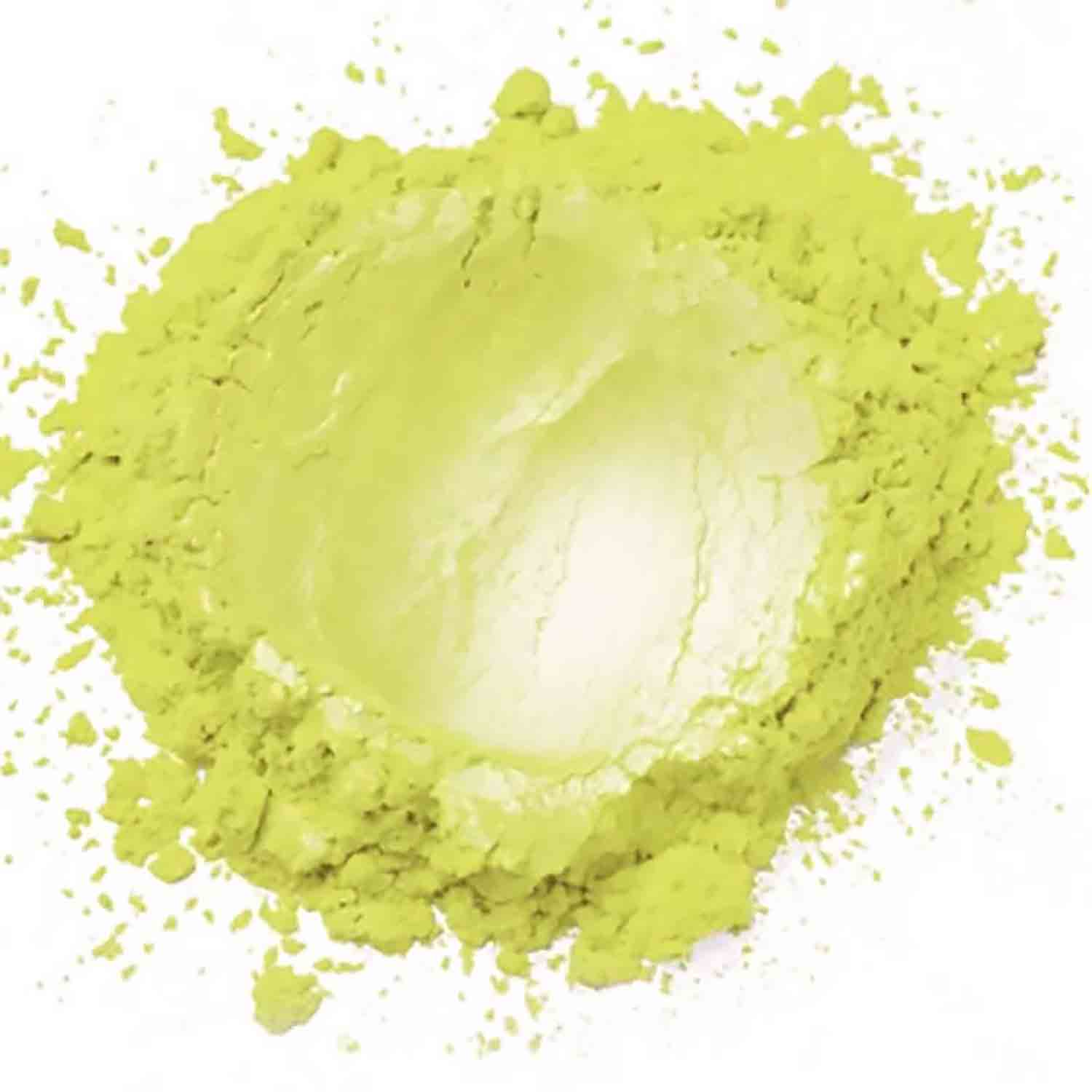 Ultra Yellow Sterling Pearl Dust