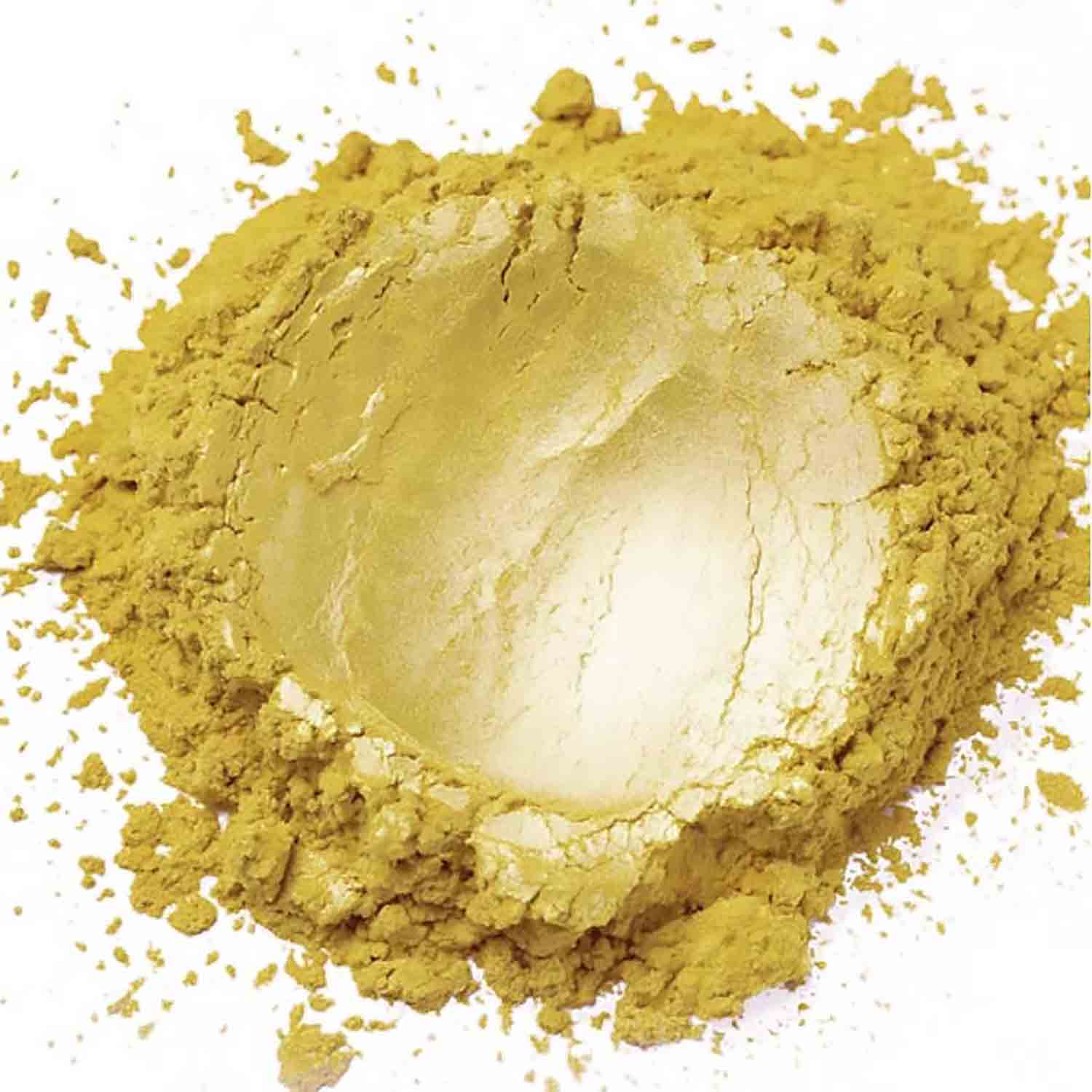Super Gold Sterling Pearl Dust