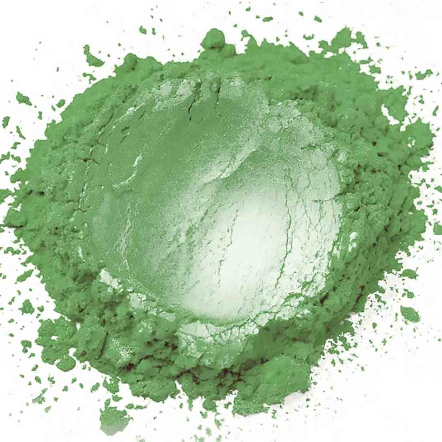 Green Sterling Pearl Dust