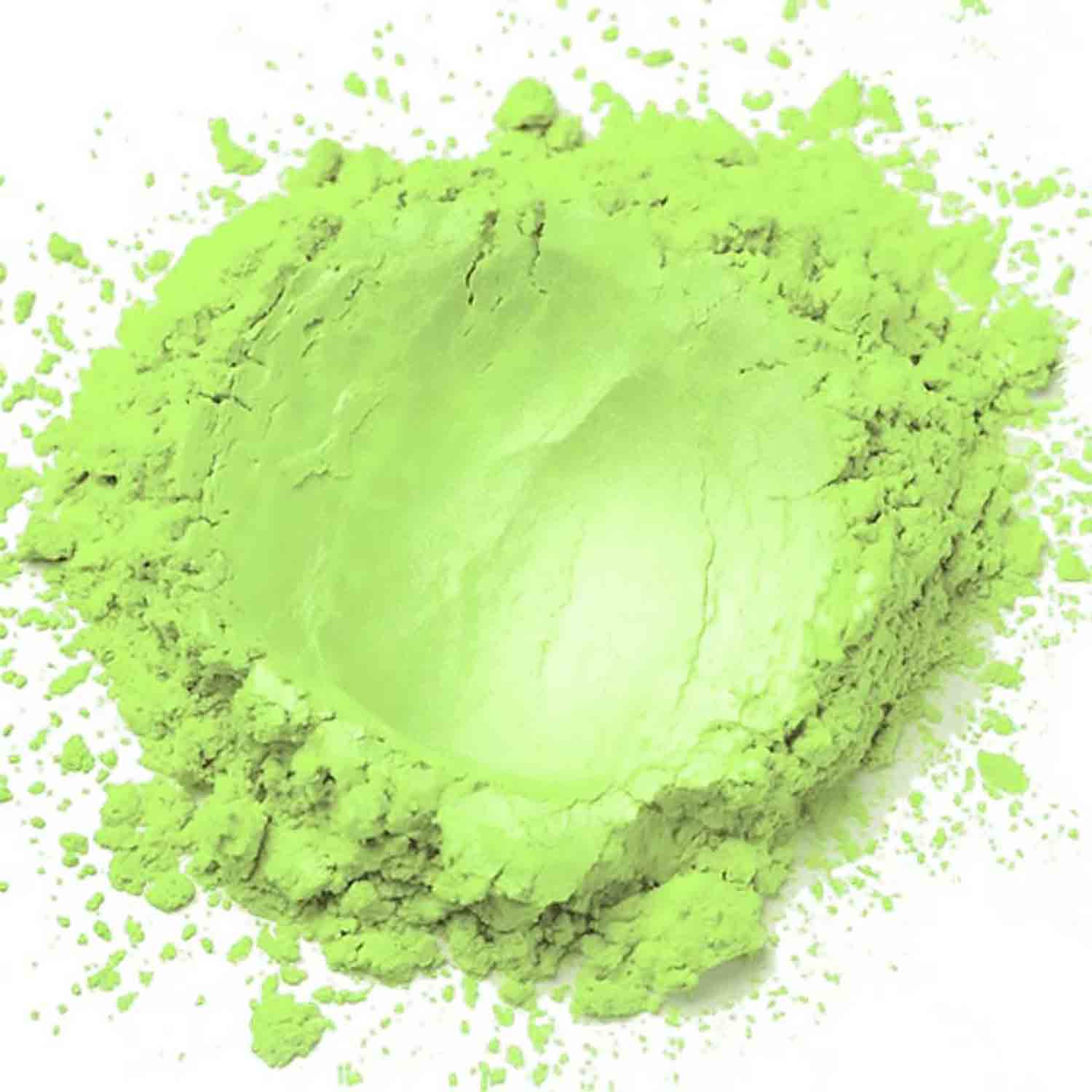 Soft Green Sterling Pearl Dust