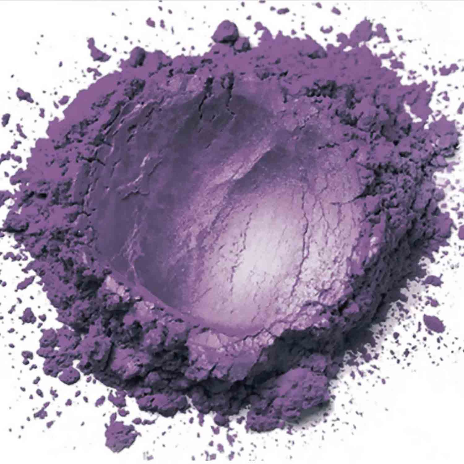 Purple Sterling Pearl Dust