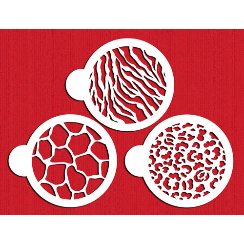 Animal Skin Stencil Set
