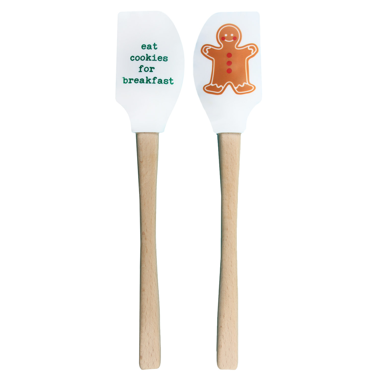 Gingerbread Boy Kitchen Spatula
