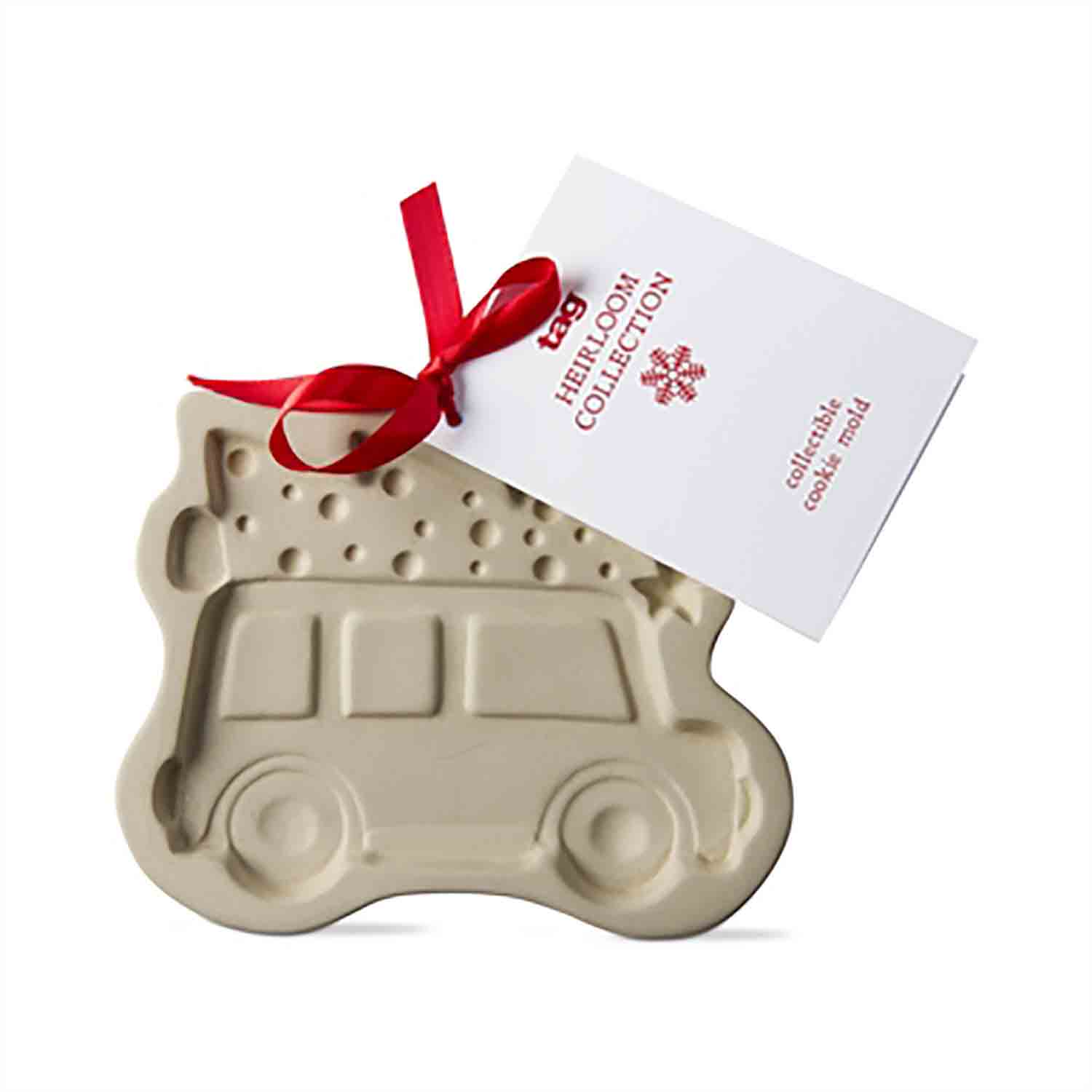 Whimsy Car Cookie Mold
