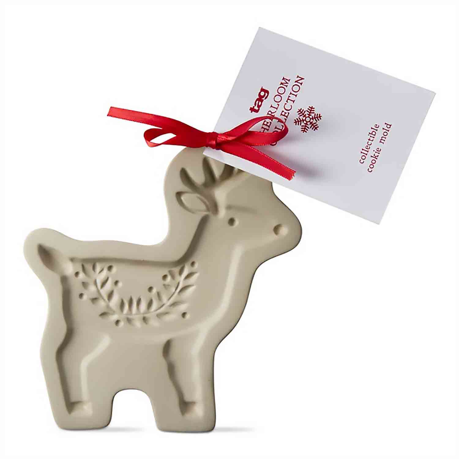 Reindeer Cookie Mold