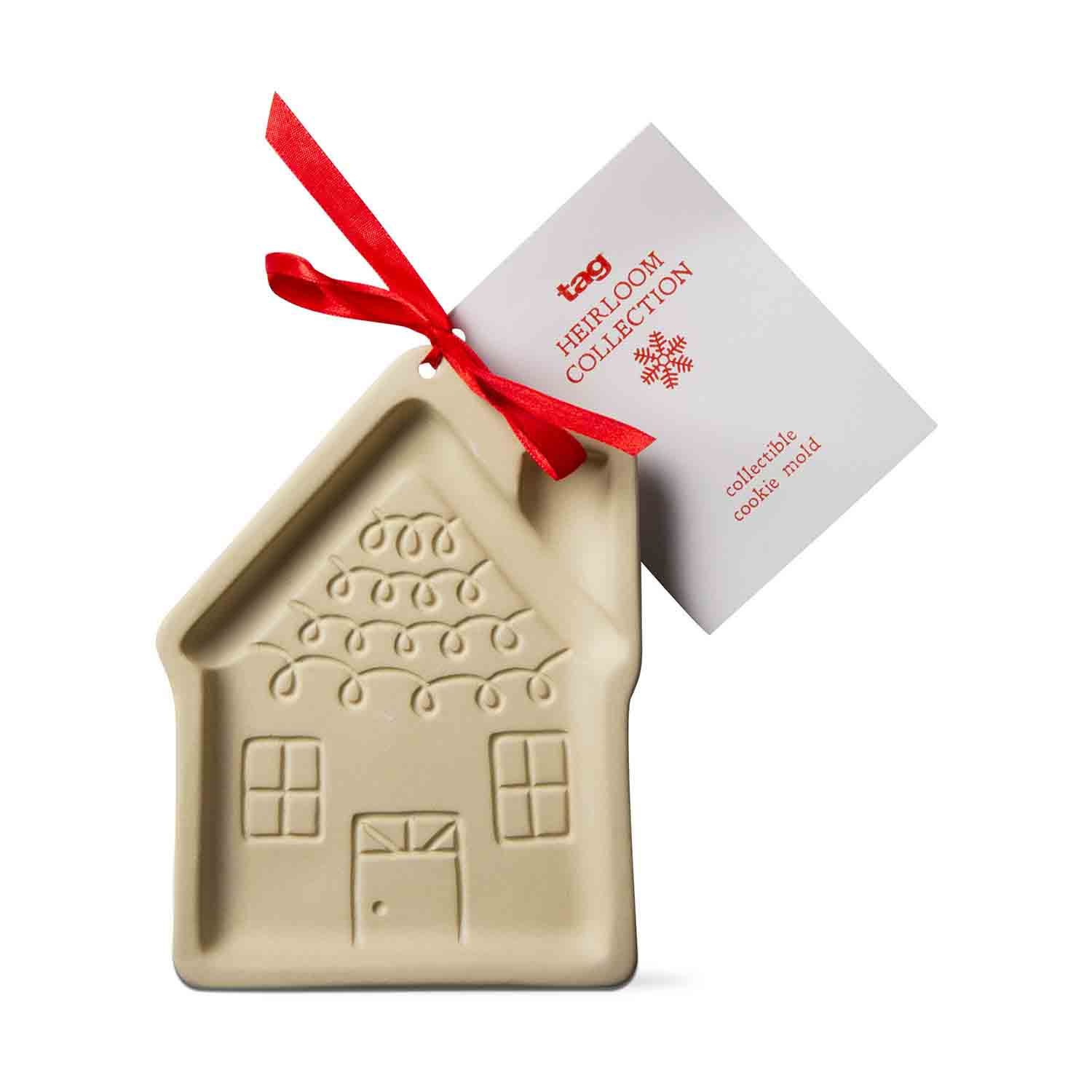 Gingerbread House Cookie Mold