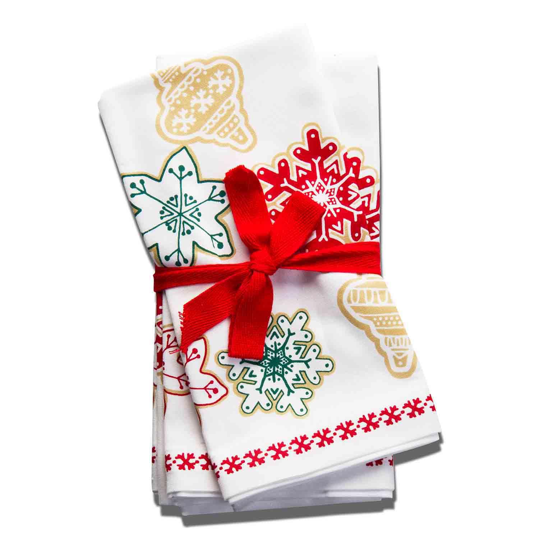 Sugar Cookie Design Napkin Set