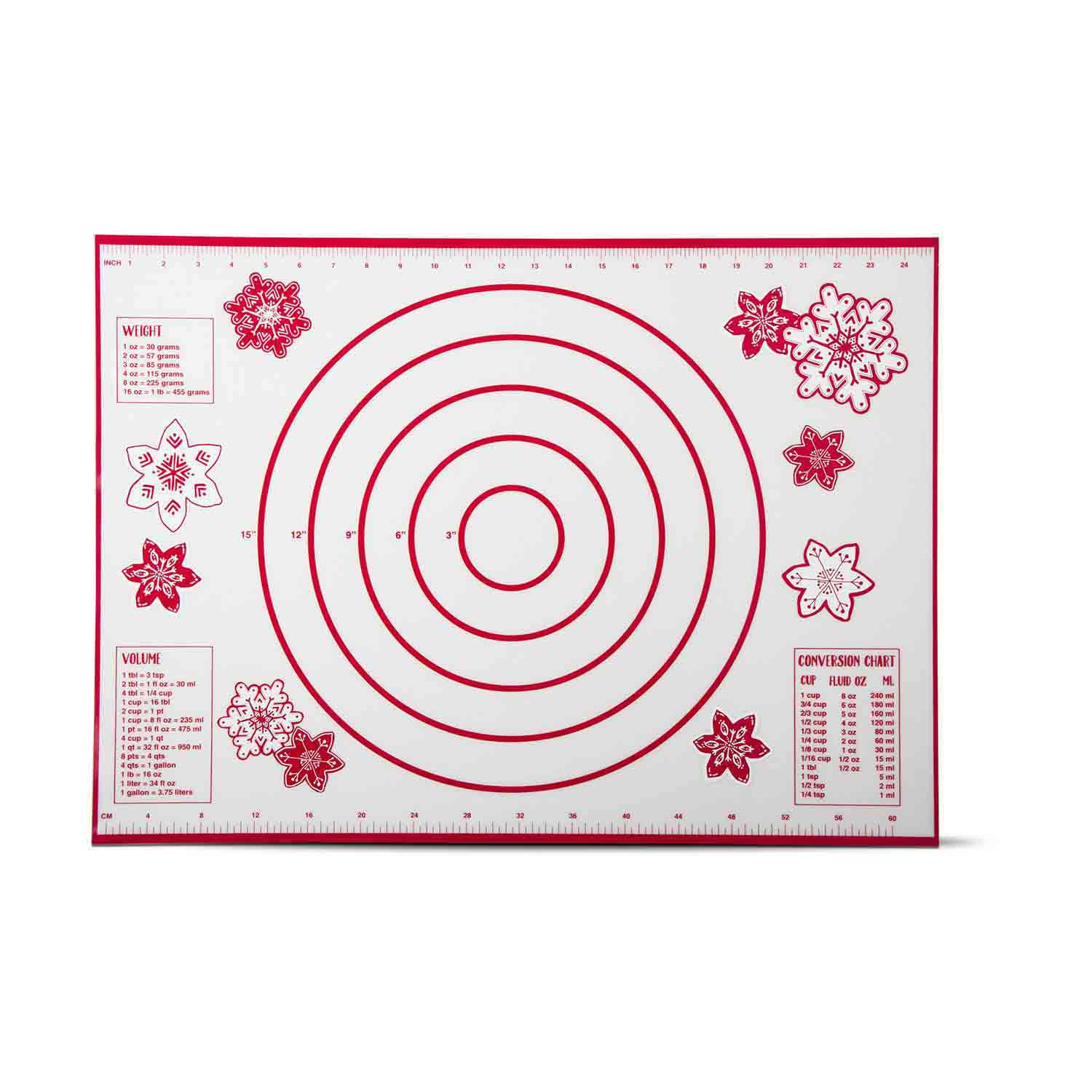 Sugar And Spice Silicone Pastry Mat