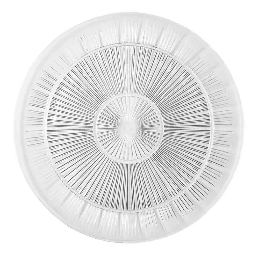 "16"" Clear Platter"