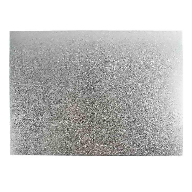 Half Sheet Silver Foil Sturdy Board
