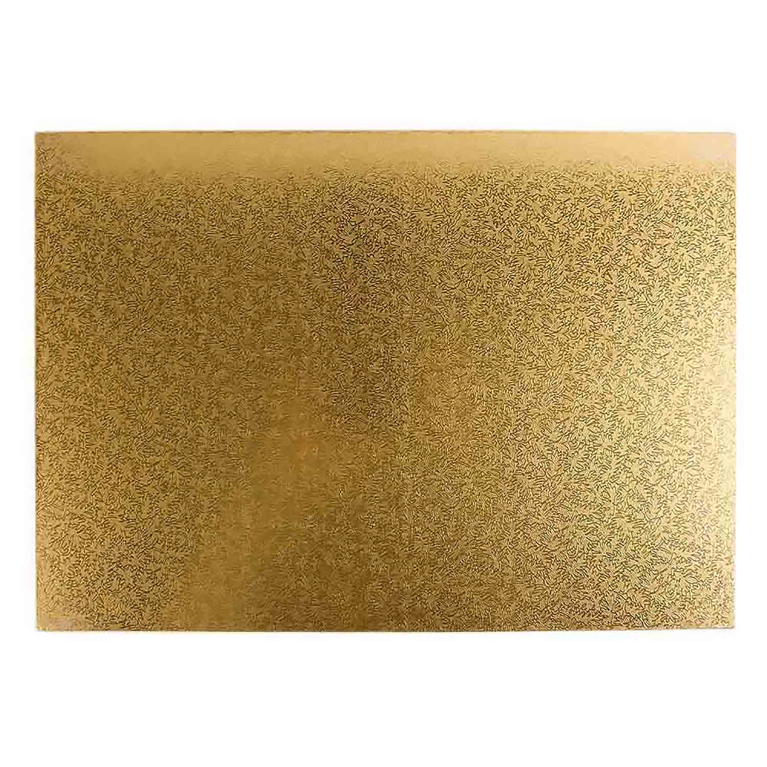 Quarter Sheet Gold Foil Sturdy Board