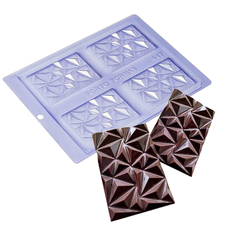 Diamond Chocolate Bar Mold