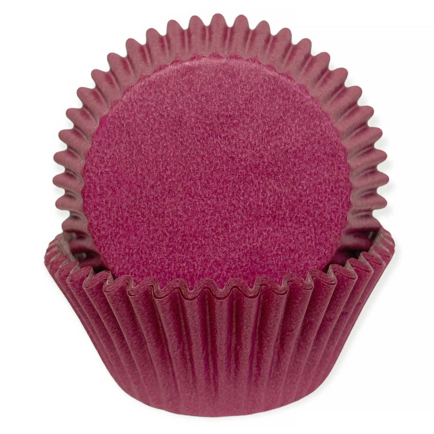 Solid Purple Standard Baking Cups