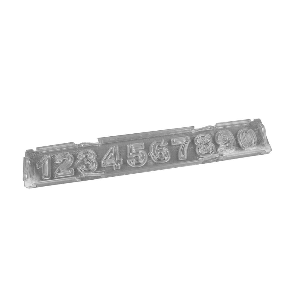 Block Clikstix Number Cutter Set