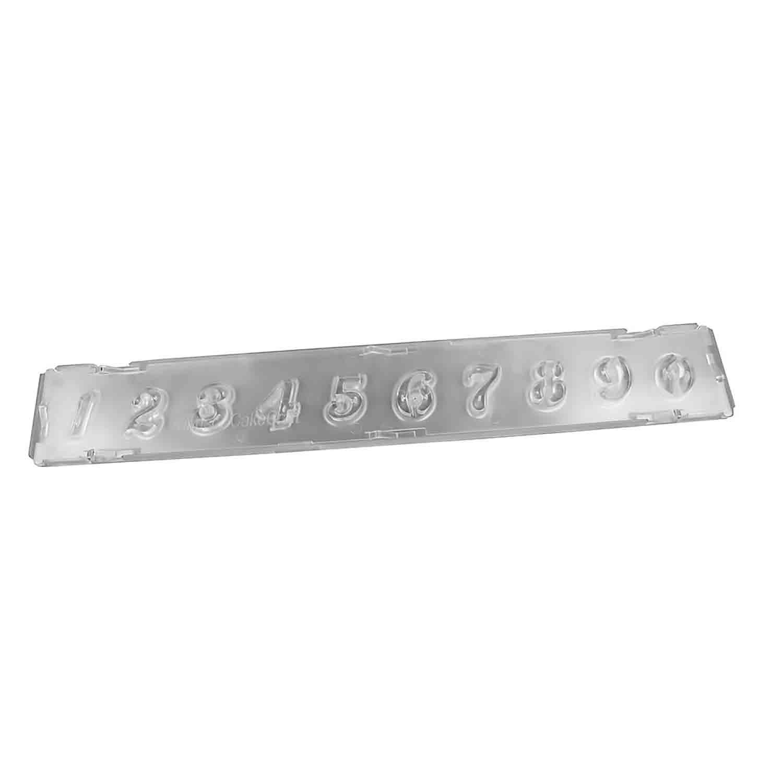 Candi Clikstix Number Cutter Set