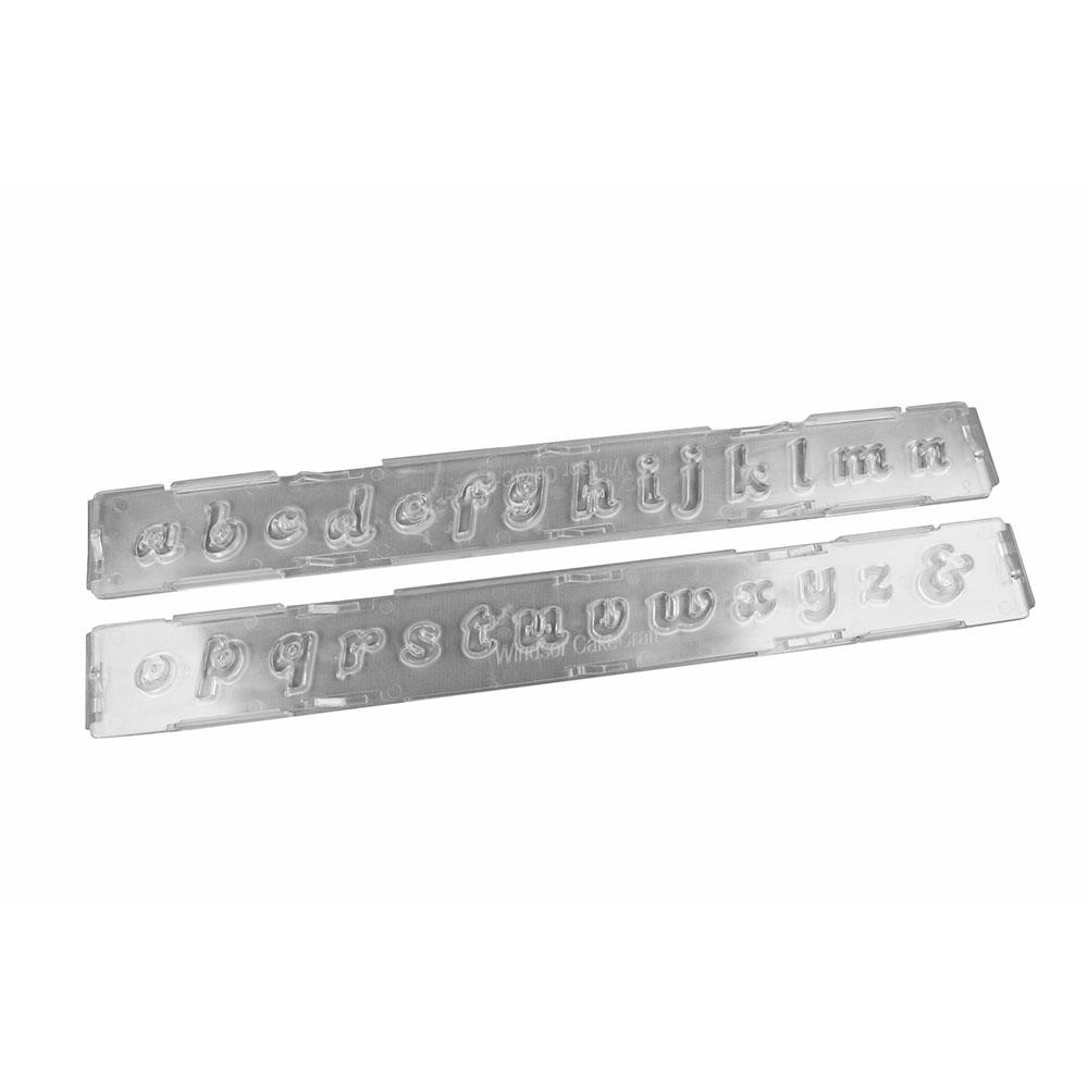 Candi Lowercase Clikstix Alphabet Cutter Set