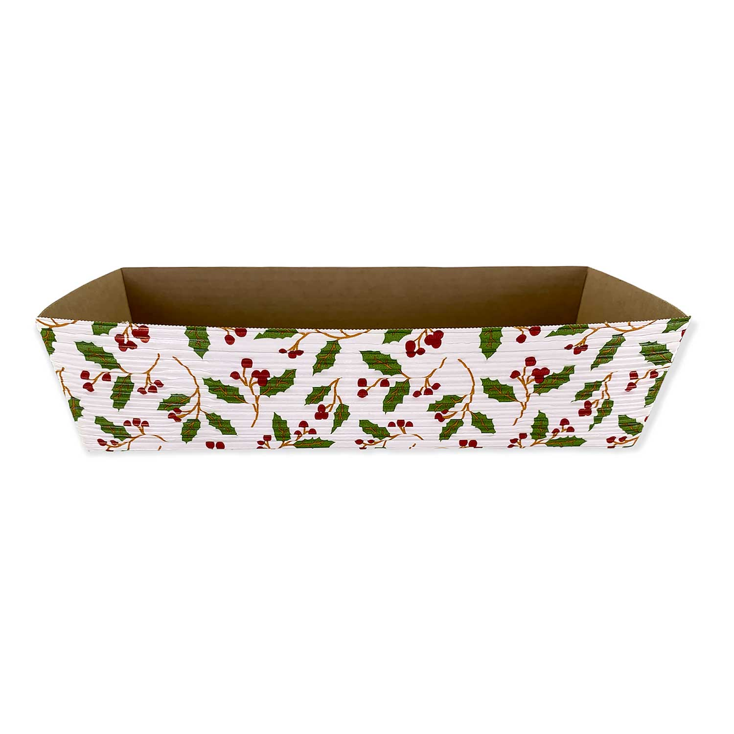 """Holly Disposable Loaf Pans 6.9"""""""