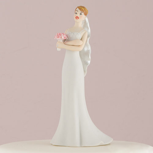 Exasperated Bride Cake Topper - GROOM SOLD SEPARATELY