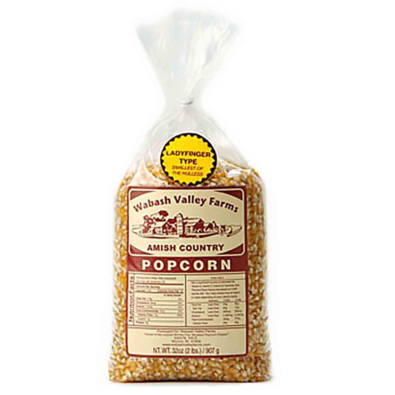 Ladyfinger Amish Popcorn