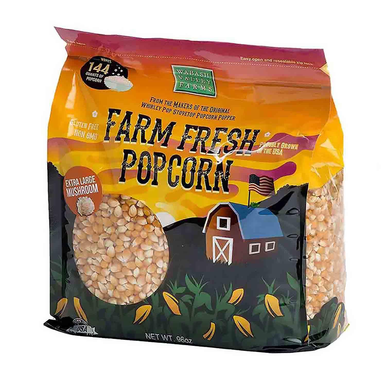 Amish Popcorn X-Large Mushroom