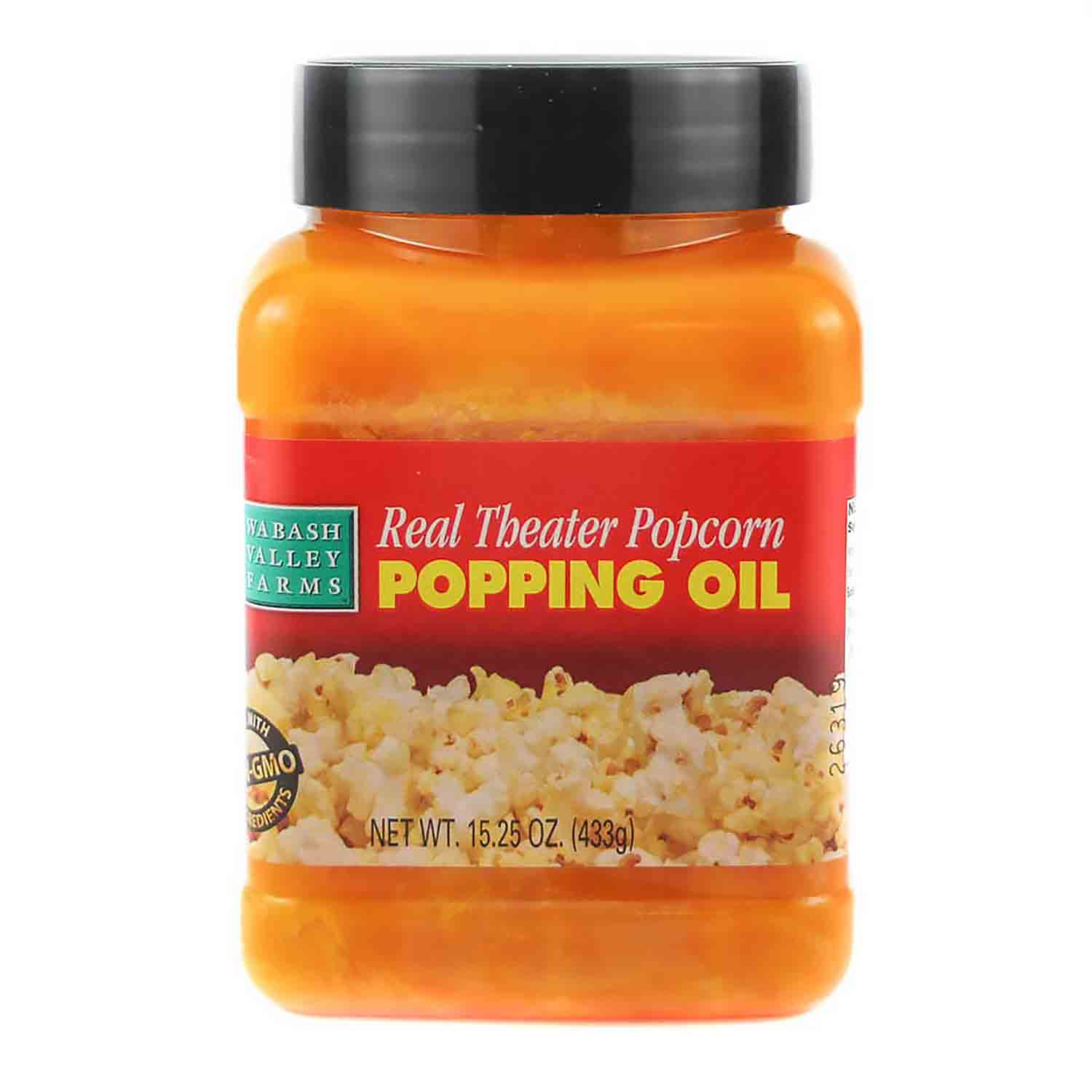 Real Theatre Popping Oil