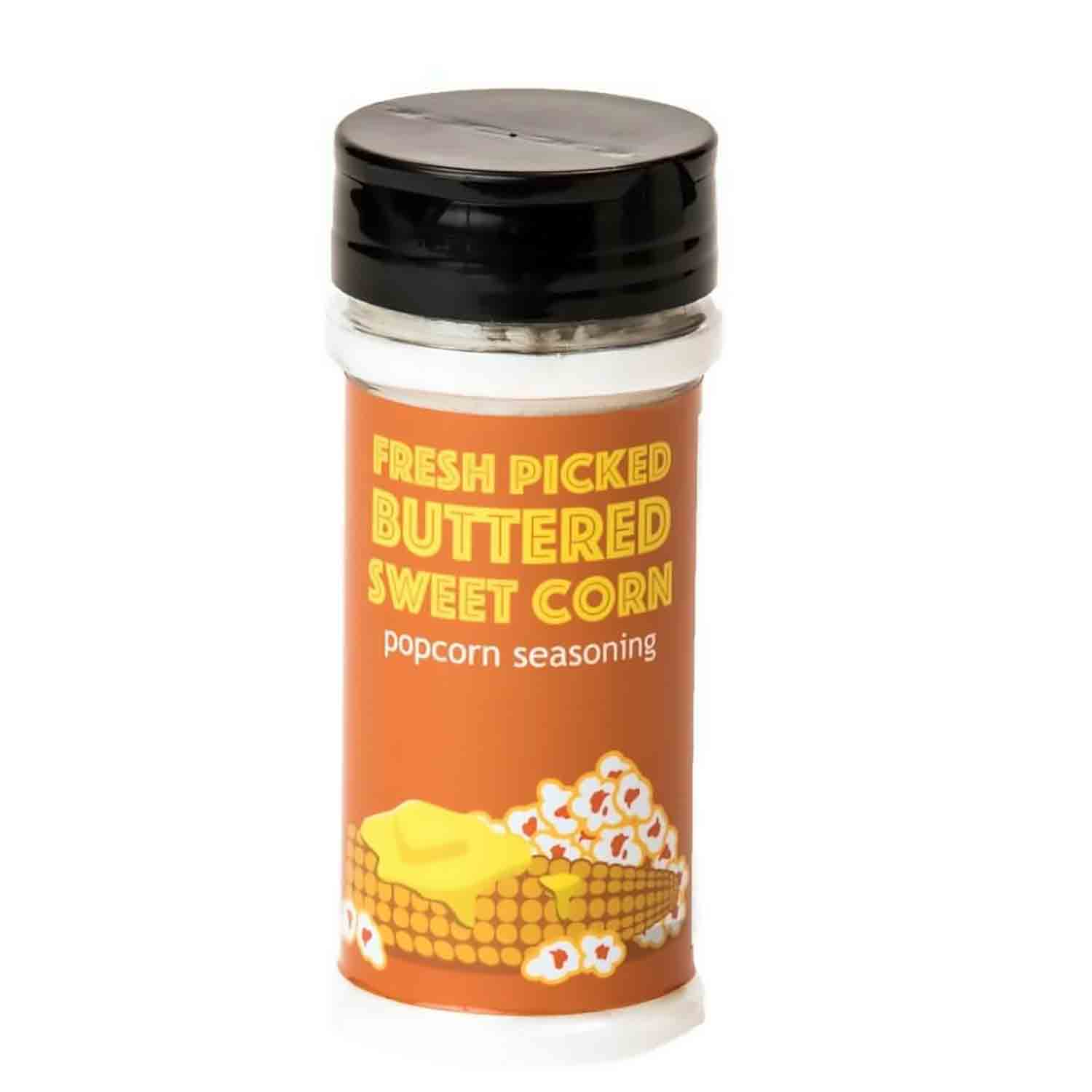 Buttered Sweet Corn Popcorn Seasoning