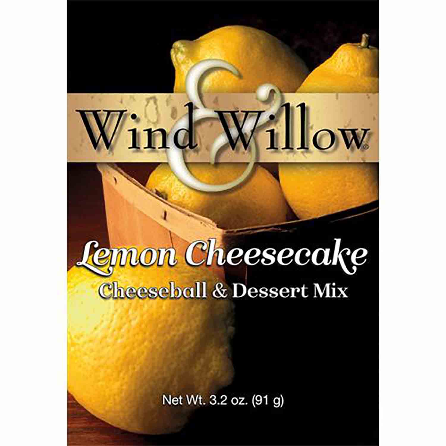 Lemon Cheesecake Wind & Willow Cheeseball Mix
