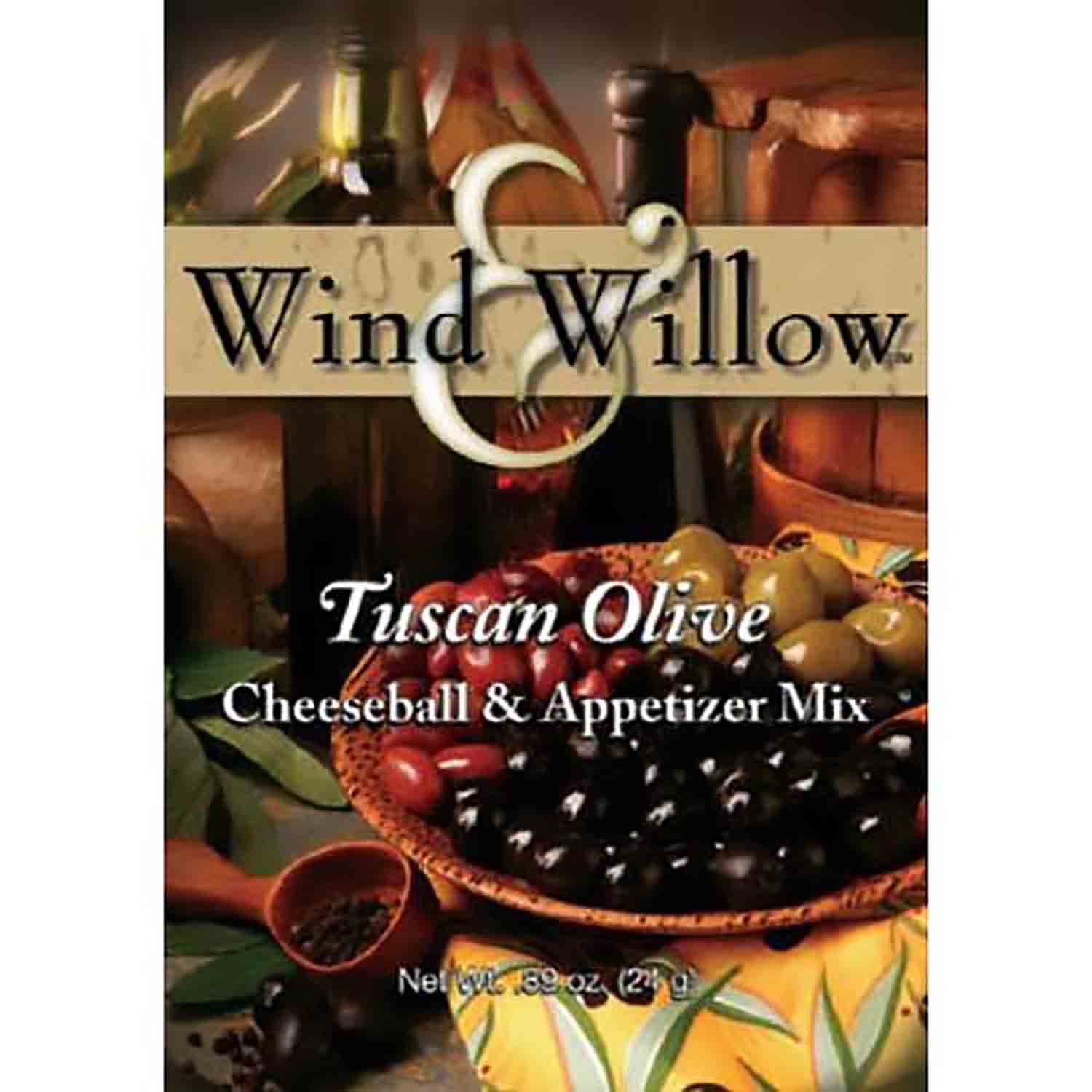Tuscan Olive Wind & Willow Cheeseball Mix