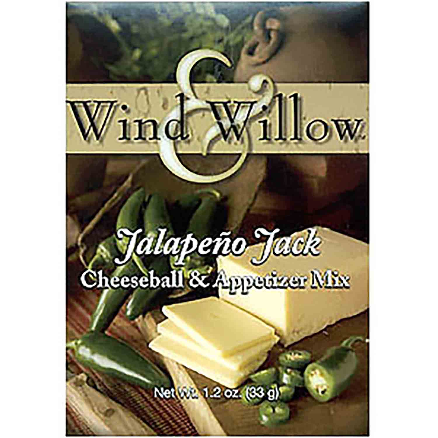 Jalapeno Jack Wind & Willow Cheeseball Mix