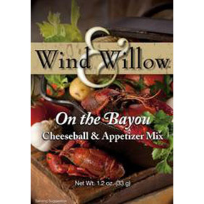 On The Bayou Wind & Willow Cheeseball Mix