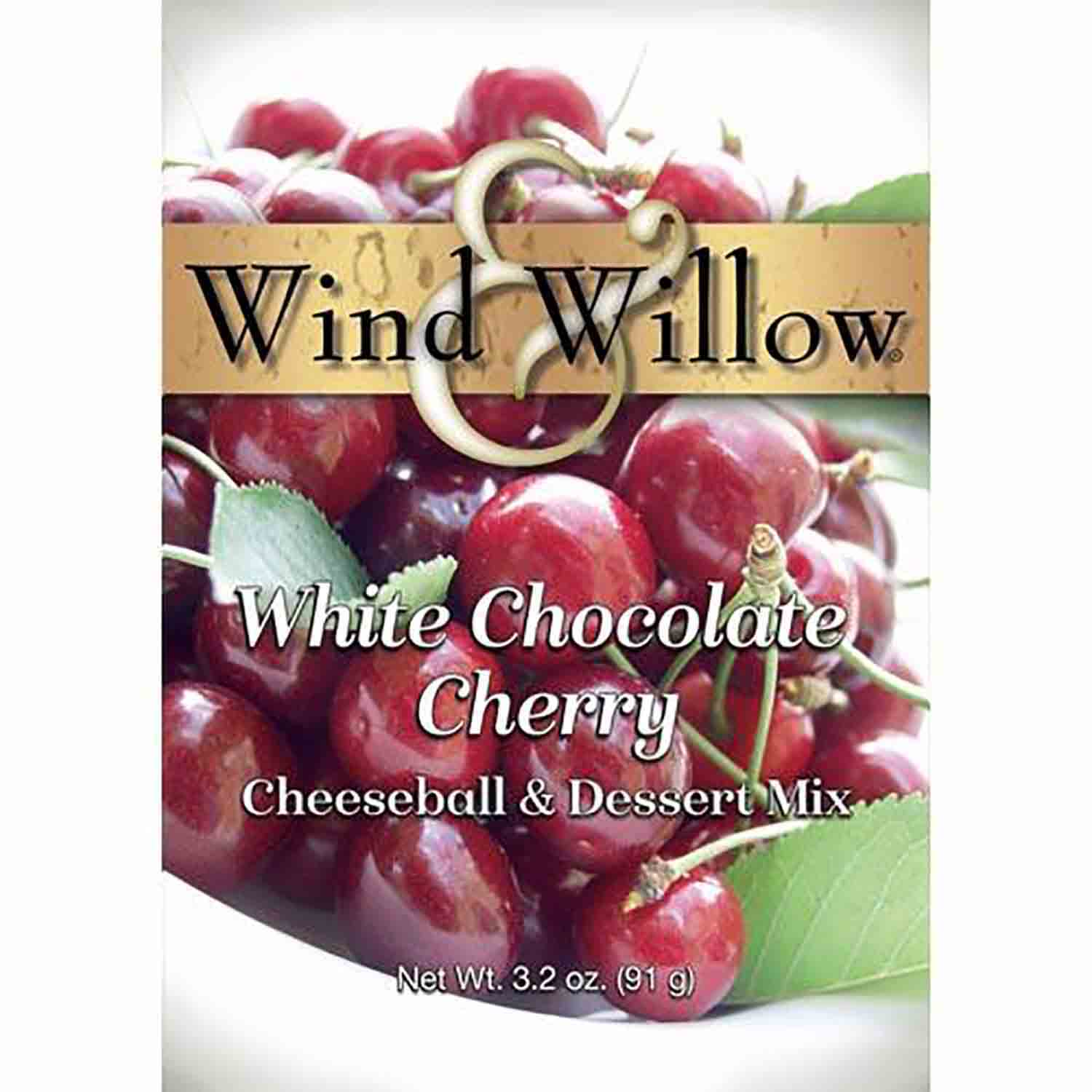 White Chocolate Cherry Wind & Willow Cheeseball Mix