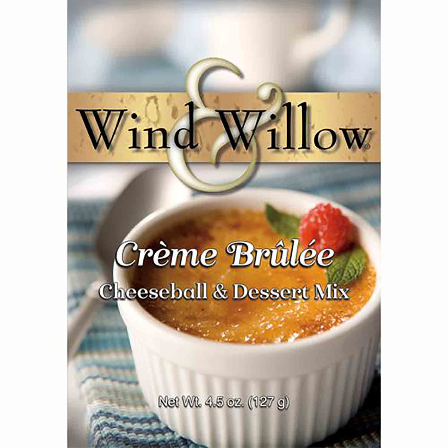 Crème Brulee Wind & Willow Cheeseball Mix