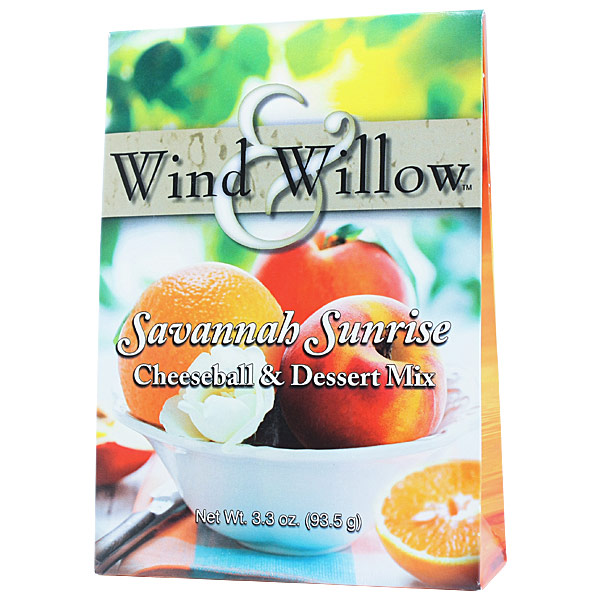 Savannah Sunrise Wind & Willow Cheeseball Mix