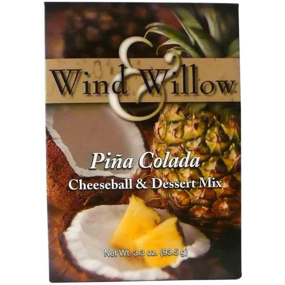 Pina Colada Wind & Willow Cheeseball Mix