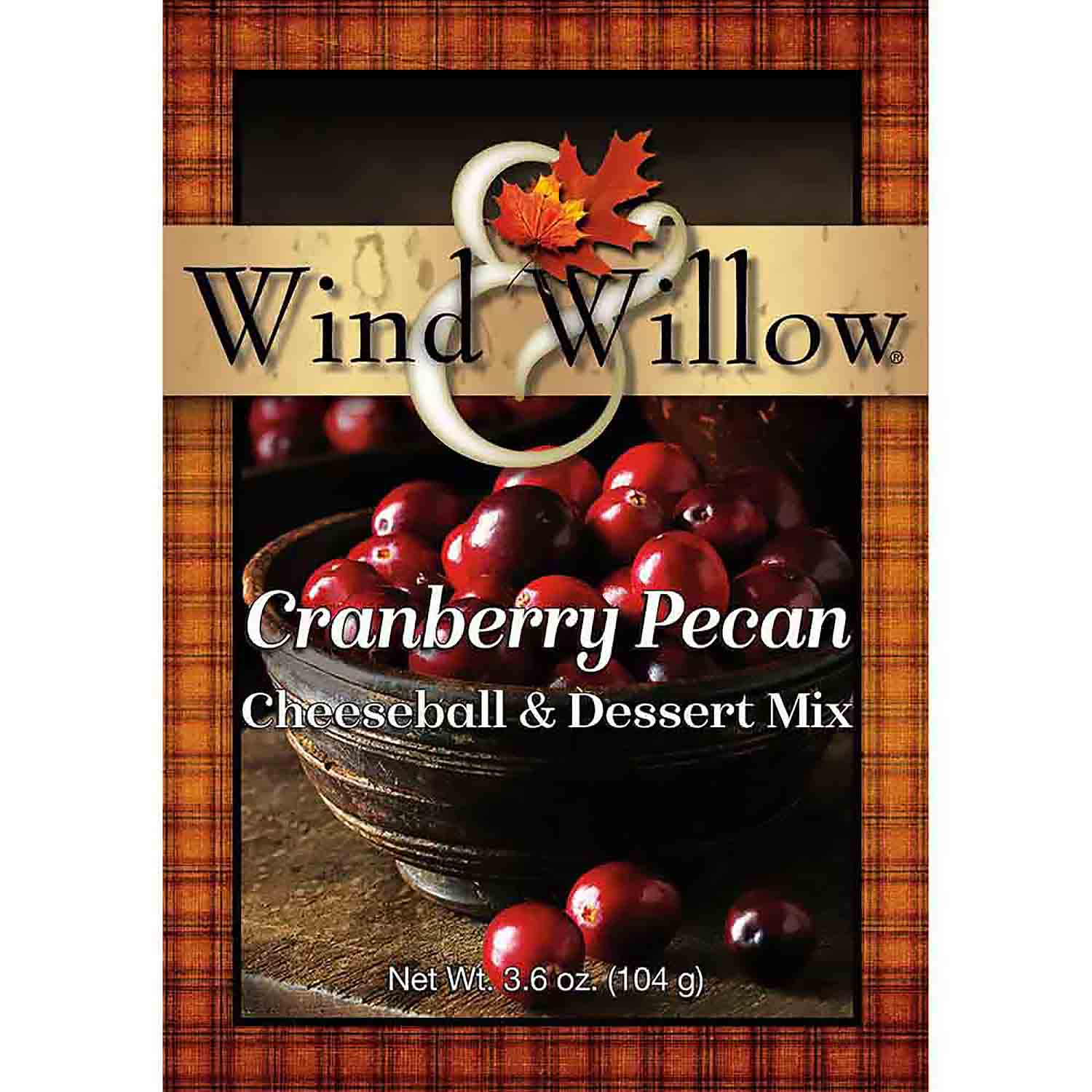 Cranberry Pecan Wind & Willow Cheeseball Mix