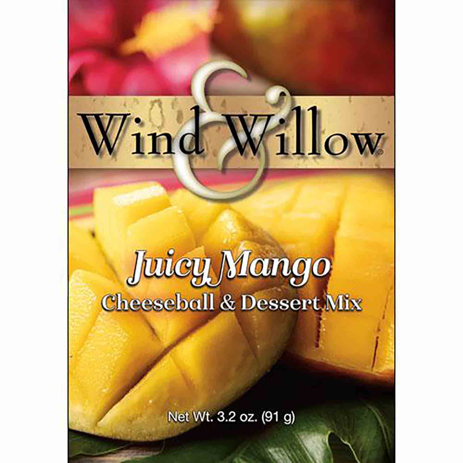 Juicy Mango Cheeseball Mix