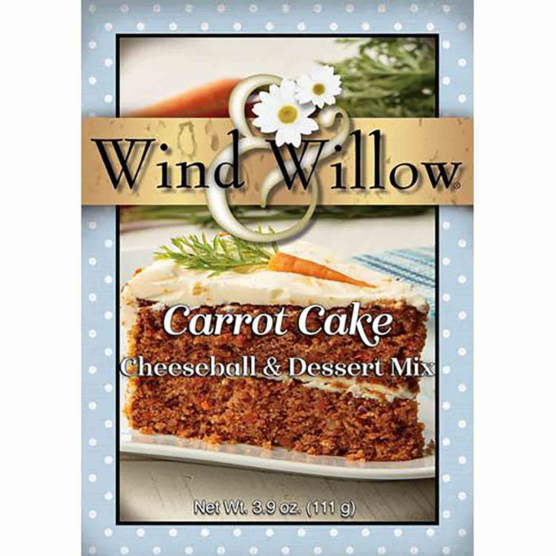 Carrot Cake Cheeseball Mix