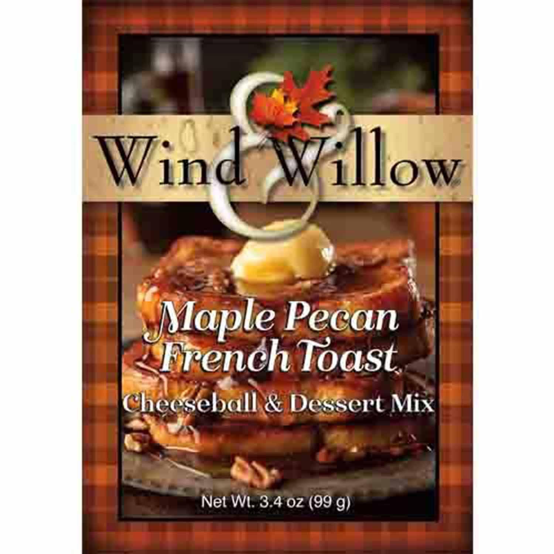 Maple Pecan French Toast Cheeseball Mix